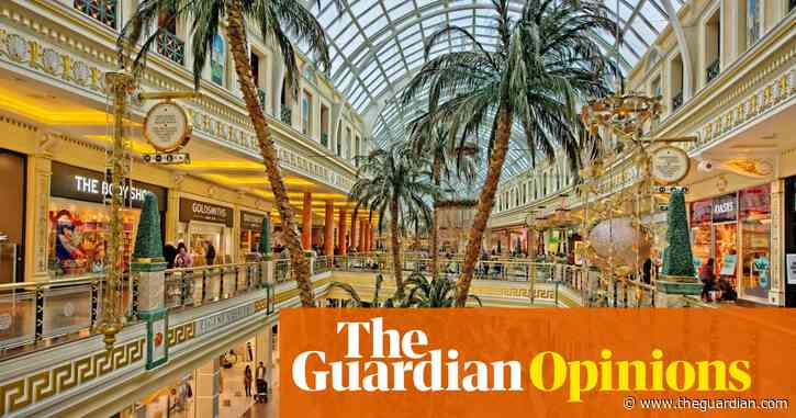 Shopping centre owner Intu could have saved itself years ago | Nils Pratley