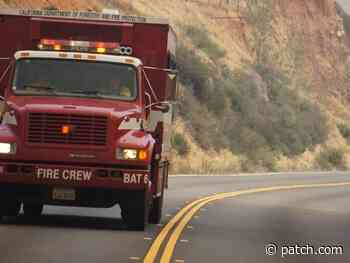 Mountain Fire; Bay Area Earthquake; Inmates Released: Patch PM - Mill Valley, CA Patch