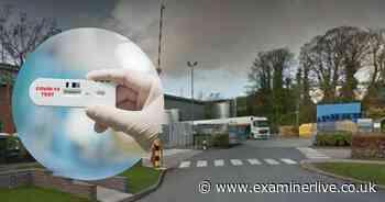 Kober worker describes life inside coronavirus-infested Kirklees food plant - Yorkshire Live
