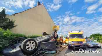Schwerer Unfall in Nabburg - Onetz.de