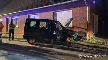 Auto in Werlte prallt auf parkenden Pkw - noz.de - Neue Osnabrücker Zeitung