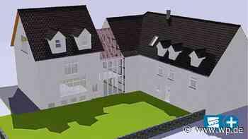 Drolshagen: So soll das neue Heimathaus mit Anbau aussehen - Westfalenpost