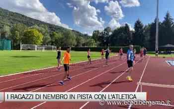 Nembro, i ragazzi ripartono anche dall'Atletica Saletti - L'Eco di Bergamo