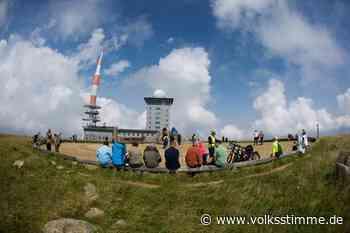 Wernigerode: Brockengarten öffnet am Montag - Volksstimme