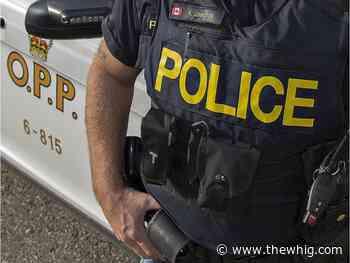 OPP deploy spike belt in chase near Napanee - The Kingston Whig-Standard