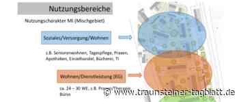 Siegsdorf: Ideenwettbewerb für »Neue Mitte« – Bebauungsplan »Ruhpoldinger Straße-Ost« in erster Runde - Traunsteiner Tagblatt