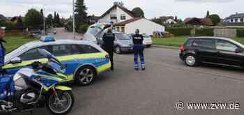 Große Verkehrskontrolle in Alfdorf: Ohne gültige Fahrerlaubnis unterwegs - Alfdorf - Zeitungsverlag Waiblingen