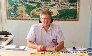 Prefeito de Ipira é o novo presidente do Consórcio Intermunicipal Casa Lar - Michel Teixeira