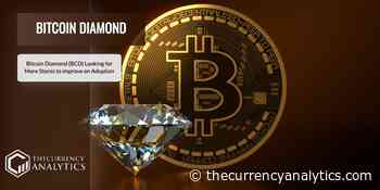 Bitcoin Diamond (BCD) Looking for More Stores to improve on Adoption - The Cryptocurrency Analytics