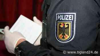 Schwarzbach-Freilassing: Polizei Kontrolle an der A8 - Mann fälscht Papiere und wird verhaftet - bgland24.de