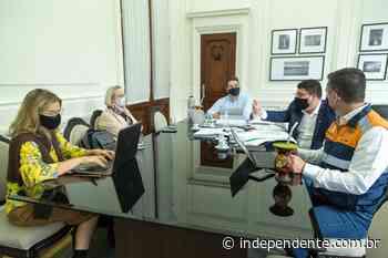 Regiões de Caxias do Sul e Uruguaiana retornam para a bandeira laranja - independente