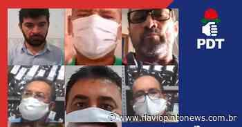 PDT de Mauriti realiza Convenção Virtual para escolha do novo Diretório Municipal - Flavio Pinto
