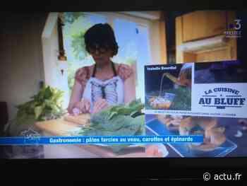Val-d'Oise. Osny : Isabelle Bourdial : les petits plats dans l'écran - actu.fr