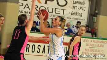 A2 Femminile - La PF Umbertide ringrazia Laura Gelfusa - Pianetabasket.com