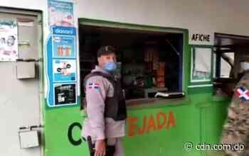 Cierran negocio en Dajabón por violar distanciamiento social - CDN