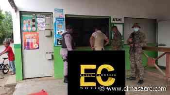 Autoridades cierran colmado en Dajabón por supuesta comercialización bebidas alcohólicas - El Masacre