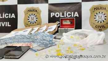 Operação Controle resulta em duas prisões por tráfico de drogas em Esteio - Portal de Camaquã