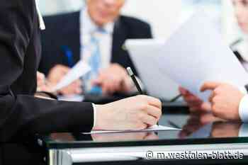 Ein Rechtsanwalt bietet guten Rat bei Ärger mit der Berufsunfähigkeitsversicherung - Westfalen-Blatt