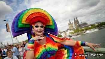 CSD-Veranstalter kündigen Cologne Pride-Demo an - WDR Nachrichten