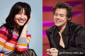 Harry Styles Might Be Trying To Get Back Together With Ex-Girlfriend Daisy Lowe - Girlfriend