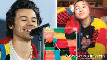 Harry Styles's Rainbow Cardigan Inspires TikTok Crocheting Trend - Capital