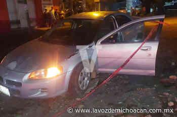 Muere hombre tras ser atropellado en la carretera Zamora-La Barca - La Voz de Michoacán