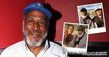 John Amos of 'Good Times' Shares Photo with Son KC and Daughter Shannon on Father's Day - AmoMama