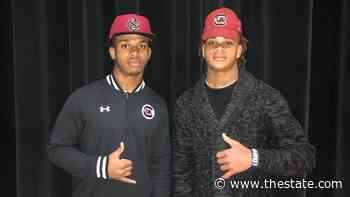 Two Gamecocks freshmen came up together. How one boosted the other in a trying time - The State