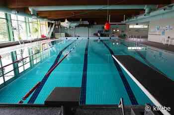 Ook zwembad Ter Borcht in Meulebeke opent op 1 juli - Krant van Westvlaanderen