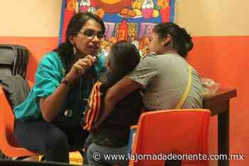 Brigada de Salud 43 habla de su quehacer en Tixtla, Guerrero - Puebla - El Zenzontle - La Jornada de Oriente