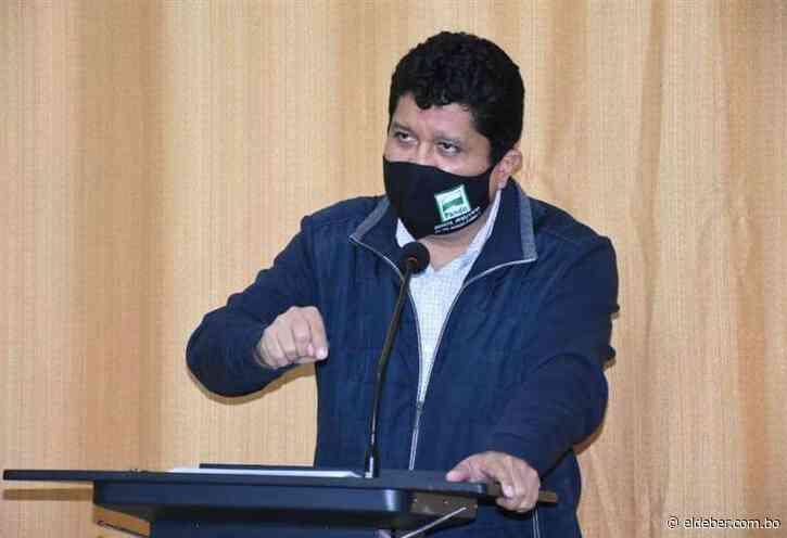 Internan de emergencia al gobernador de Pando por insuficiencia respiratoria - EL DEBER
