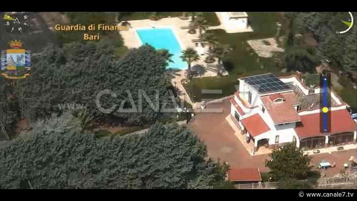 Gioia del Colle ( Ba) - Maxi sequestro di beni di lusso a imprenditore lattiero- caseario - Canale7