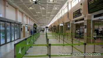 Granada recibe su primer vuelo de la 'nueva normalidad' - Granada Hoy