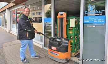 Getränkemarkt Drinkwelt in Schwaikheim verzichtet komplett auf Einweg-Plastikflaschen und -Dosen - Schwaikheim - Zeitungsverlag Waiblingen