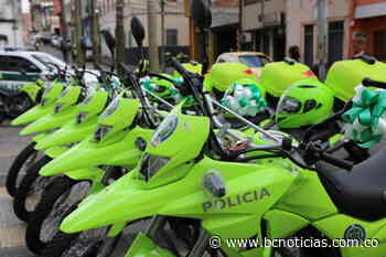 600 policías brindarán seguridad en Manizales y Villamaría en la celebración del Día del Padre - BC Noticias