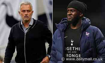 Tottenham boss Jose Mourinho says there is 'no disagreement' with Tanguy Ndombele
