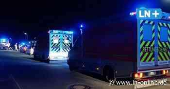 Feuer in Wahlstedt: Zwei Menschen im Krankenhaus - Lübecker Nachrichten