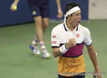 Kei Nishikori: My elbow is fine, I'm excited and ready to play - Tennis World USA