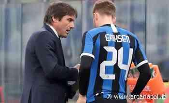 Eriksen: 'Scudetto all'Inter! Gol al Napoli fortunato. Sono tutti carini con me' - AreaNapoli.it