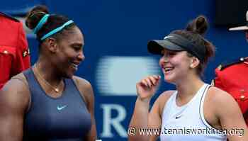 Bianca Andreescu: I want to surpass Serena Williams and her wins - Tennis World USA