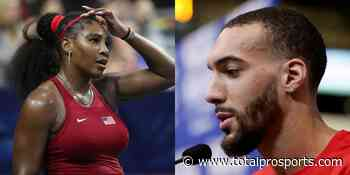 Rudy Gobert Makes A Complete Fool of Himself With Horrible Serena Williams Mix-up, Gets Trolled (TWEETS) - Total Pro Sports