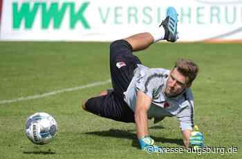 Trotz guter Leistungen von Luthe – Verpflichtet der FC Augsburg einen weiteren Torhüter? - Presse Augsburg