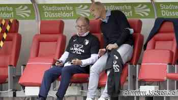 """FC Augsburg: Herrlich verspricht: """"Wir werden ruhig und leise feiern"""" - kicker - kicker"""