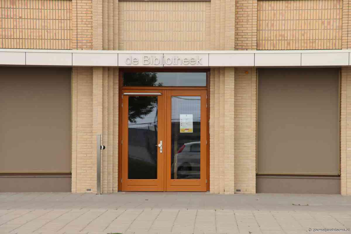 Bibliotheek Moerkapelle maakt plaats voor scholen door snellere leerlingengroei dan prognose - Gouwe IJssel Nieuws