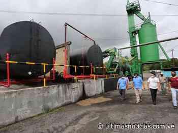 Planta de asfalto de San Casimiro será reinaugurada en Agosto - Últimas Noticias