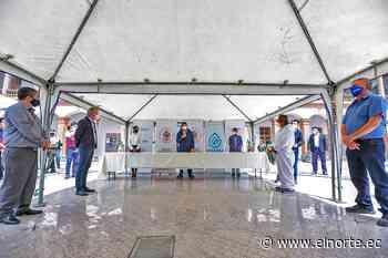 Cayambe, Otavalo e Ibarra reciben financiamiento $2.7 millones para mitigar la pandemia - Diario El Norte