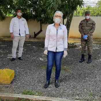Salud Pública registra tres casos positivos de coronavirus en Piedra Blanca - El Nuevo Diario (República Dominicana)