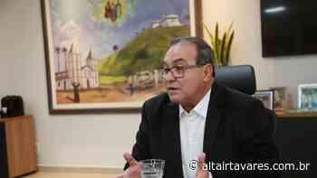 Novo decreto fecha empresas em Trindade contra aglomerações - Altair Tavares