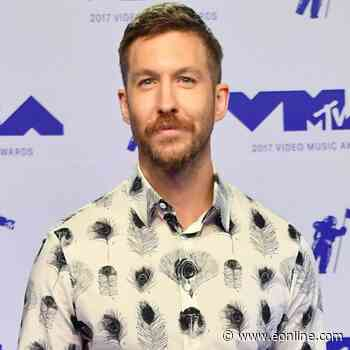 """Calvin Harris Reveals He Had to Have His Heart """"Restarted"""" in 2014 - E! Online"""