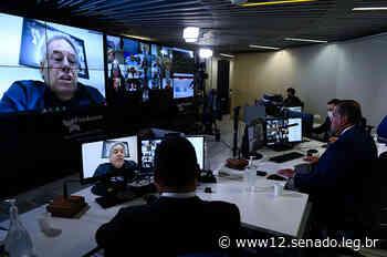 Senador Luiz do Carmo pede impeachment de ministro do STF - Agência Senado